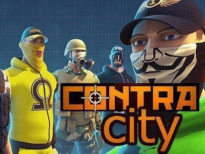 Contra city online   novinky hry akcni hry