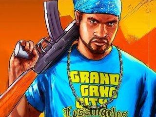 Grand gang city Los Angeles