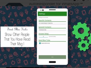 AutoResponder for WhatsApp applications for free