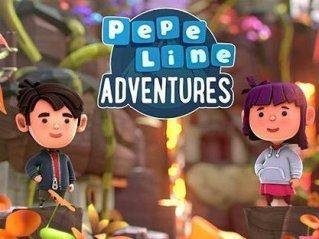 Pepe Line adventures ke stažení na mobil