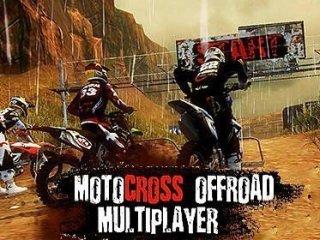 Motocross offroad: Multiplayer android hra ke stažení