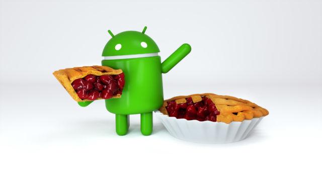 android pie xperia xz2