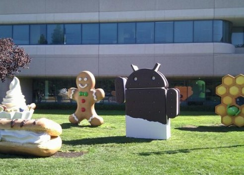 icsstatue 492x353 Samsung Conferma la Presentazione di Android Ice Cream Sandwich il 19 Ottobre alle ore 04:00
