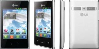 LG Optimus E-400 (L3)