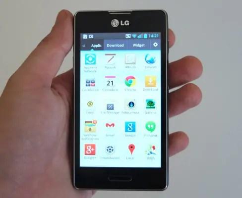 LG Optimus L5 II 6