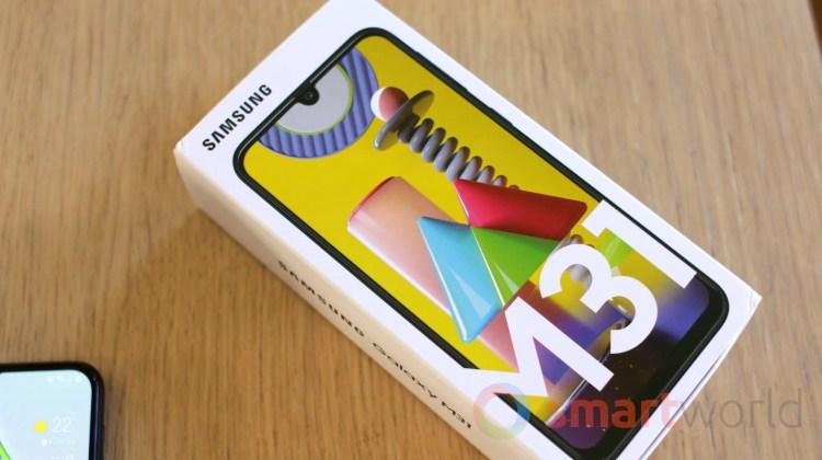 Anche Samsung Galaxy M31 si aggiorna all'ultima One UI 2.5 e ci sono pure le patch di sicurezza di novembre