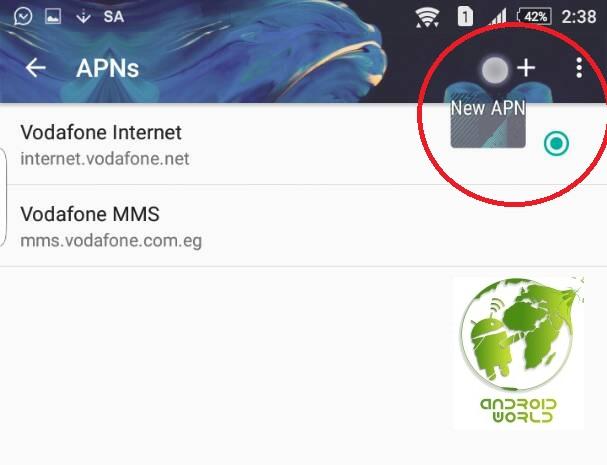 كيفية ضبط أسماء نقطاء الوصول (APN) بكل سهولة لهواتف الأندرويد