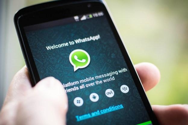 اختراق حساب WhatsApp