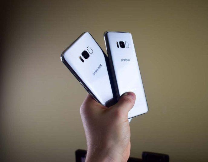 مقارنة كاملة بين هاتفي سامسونج S8 و HTC U11