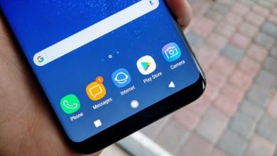 أفضل التعديلات التي يمكن القيام بها علي هاتف سامسونج S8