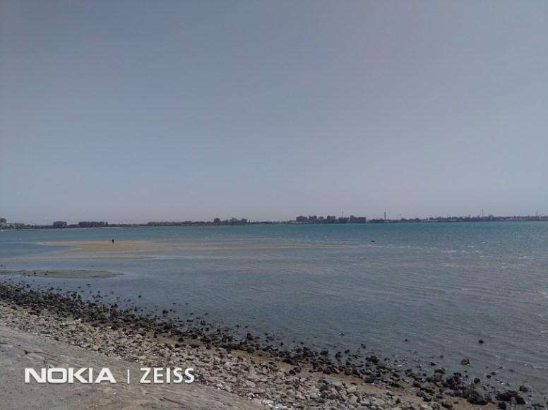 مراجعة هاتف Nokia 8.1 14