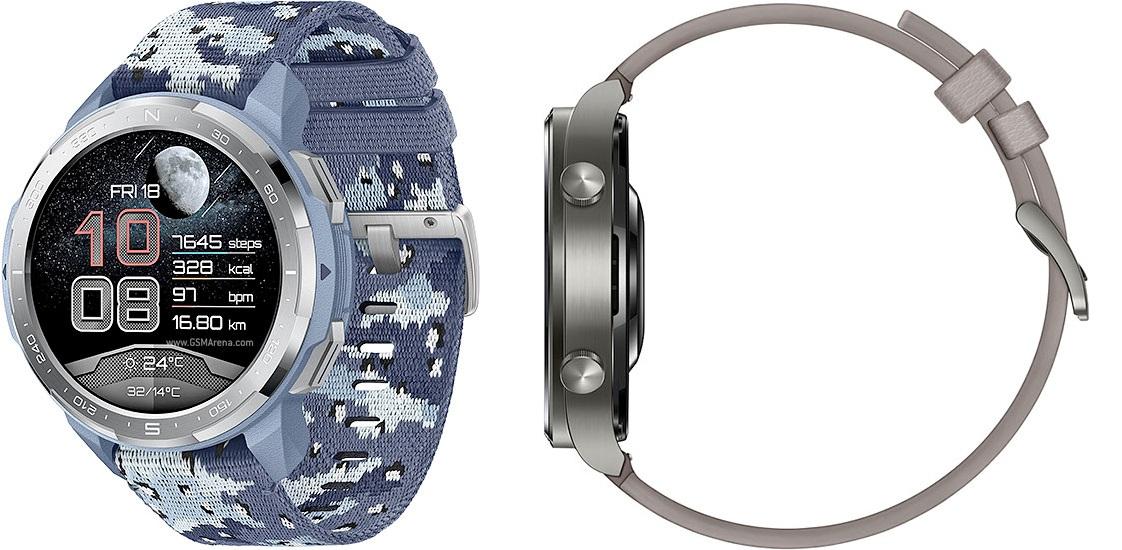 Honor Watch GS Pro و Huawei Watch GT 2 Pro مقارنة تفصيلية بين ساعة