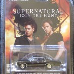 Greenlight Collectibles Supernatural 1 64 Scale 1967 Chevy Impala Glc 44692