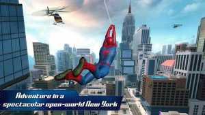 amazing spiderman2 mod apk