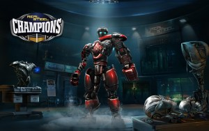 Real Steel Boxing Champions MOD APK 1.0.385 Unlimited Currencies