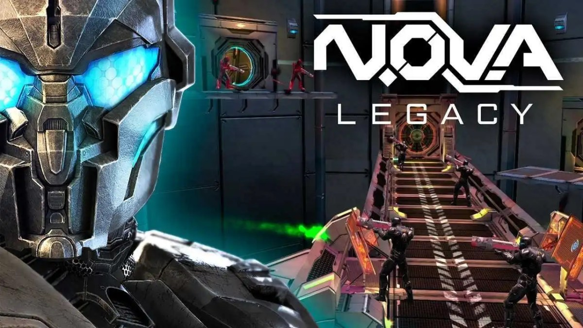 N.O.V.A. Legacy MOD APK (Unlimited Money) 5.3.1b