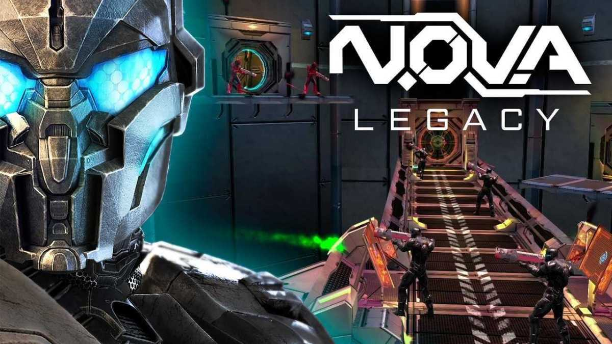 N.O.V.A. Legacy MOD APK (Unlimited Money) 5.7.1d