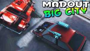 MadOut2 BigCityOnline MOD APK Infinite Money 9.4