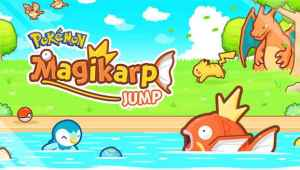 Pokémon Magikarp Jump MOD APK Unlimited Money 1.3.3