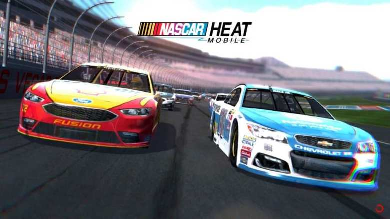 NASCAR Heat Mobile MOD APK Android Infinite Money 1.3.2 - AndroPalace