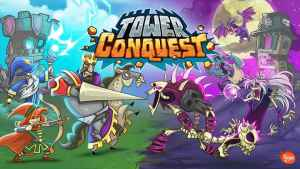 Tower Conquest MOD APK Unlimited Money 22.00.46g