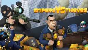 Snipers vs Thieves MOD APK 2.10.36870