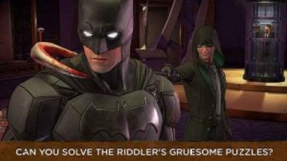 Full Unlocked Batman The Enemy Within APK Mod