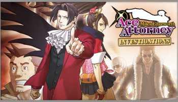 ace attorney spirit of justice apk mega