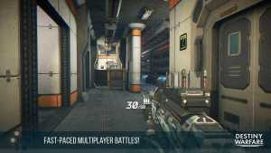 destiny warfare modded apk