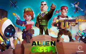 Alien Creeps TD MOD APK 2.31.0 Unlimited Money