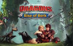 Dragons Rise of Berk MOD APK Unlimited Money 1.47.19