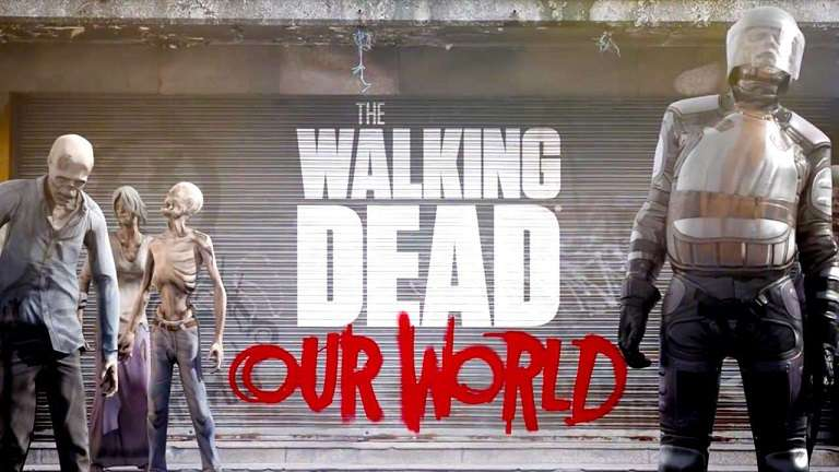 Download The Walking Dead Our World MOD APK