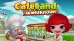 Cafeland World Kitchen MOD APK Unlimited Money 2.1.24
