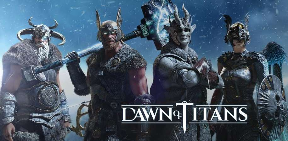 Dawn of Titans MOD APK 1.29.0 Unlimited Money