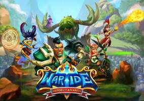 Wartide Heroes of Atlantis MOD APK Android