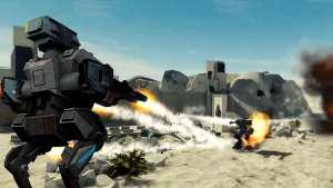 Mech Battle MOD APK Unlimited Ammo Free VIP Account