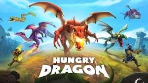Hungry Dragon MOD APK Unlimited Gems 2.2