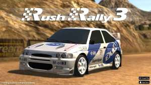 Rush Rally 3 APK MOD Unlimited Credits 1.69