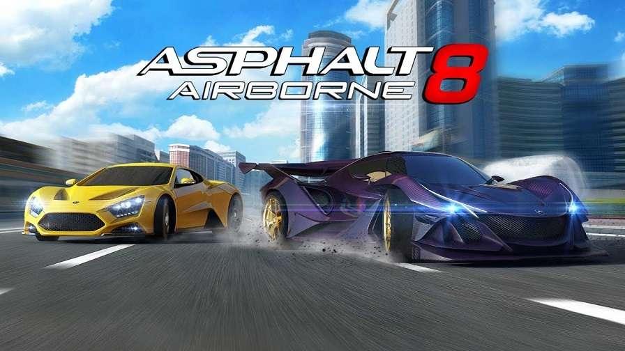 asphalt 8 apk mod unlimited money free download