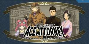 The Great Ace Attorney APK English Version FPS Fixed