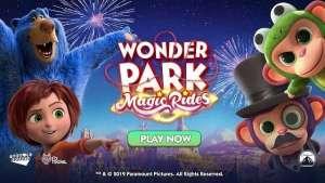 Wonder Park Magic Rides MOD APK Unlimited Money 0.1.8