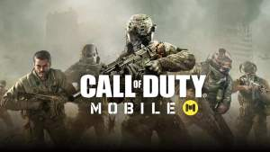 CALL OF DUTY MOBILE APK 1.0.11