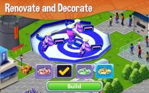 Rollercoastery-tycoon-story-apk-mod