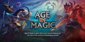 Age of Magic MOD APK   Menu MOD   1.21.2