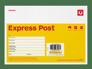 Australia Express Post
