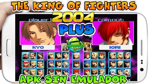 descargar kof 2002 magic plus 2 apk sin emulador