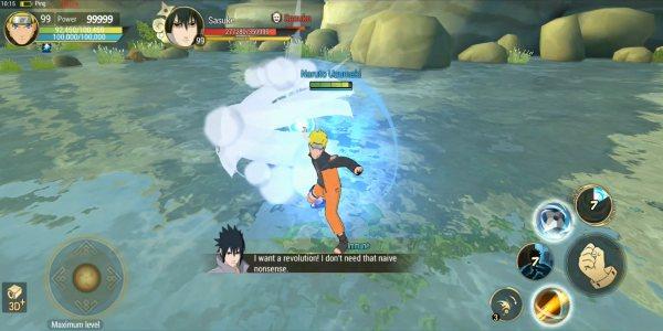 Naruto Slugfest para Android