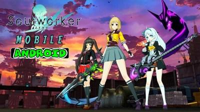 SoulWorker Zero Mobile apk para Android Increíbles Gráficos Anime