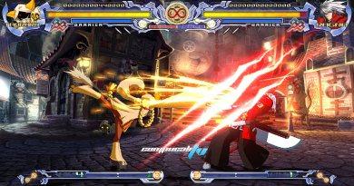 BlazBlue Android Game Fighter Brutal juego de Peleas que debes jugar