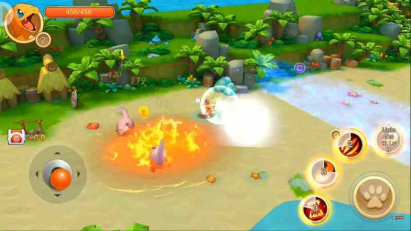 Magical Monster Pokemon Game para Android